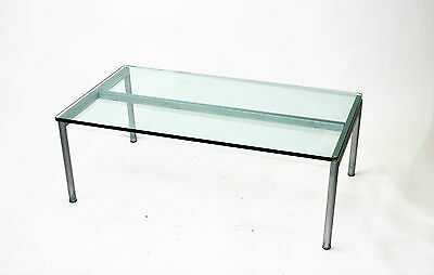 Boss Design Glass square Coffee table 1000 x  600 Table
