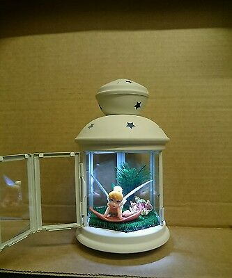Kids disney tinkerbell fairy night light / lamp