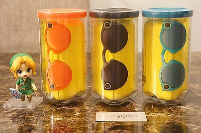 Official Snapchat Spectacles - Black Teal Coral Glasses Sunglasses In Hand