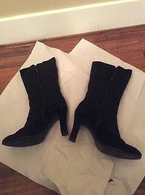 Russel & Bromley Vintage boots - Chanel style