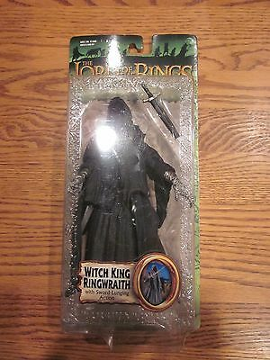 LOTR Witch King Ringwraith Action Figure