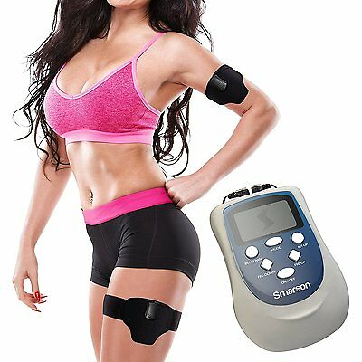 Abdominal Toning Belt Electric Arm Muscle Waist Fitness Abs Exercise Slim Band