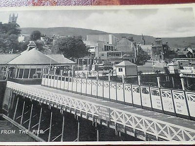 1955 Postcard Dunoon From The Pier Argyll & Bute