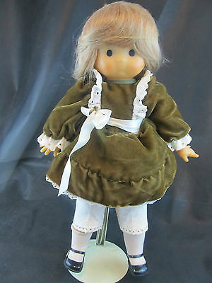 Vintage Chiffon Doll By The Princess Christina Company Made In France
