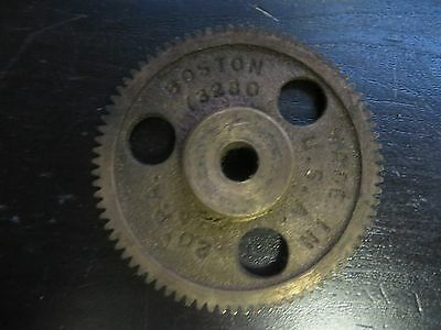 Vintage Boston Gear Y3280 Spur Gear