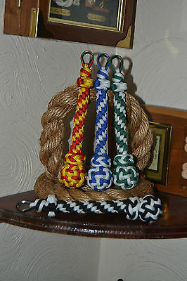 two coloured Bell Rope
