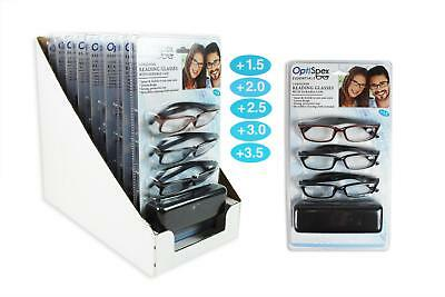 Set Of 3 Reading Glasses With Case