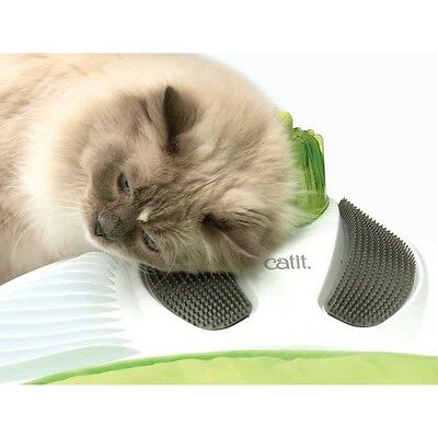 Catit Senses 2.0 WELLNESS CENTRE Catnip Relaxation Toy Cats Massager Self Groom