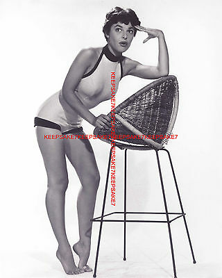 Actress Anne Bancroft Young And Leggy Feet Toes Photo A-Aban3