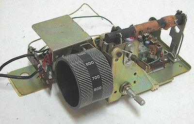 vintage AM Radio Board  Works Perfectly