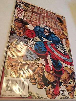 Marvel Comics Captain America #437 VF Condition