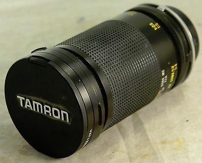 Tamron 35-135mm F3.5-4.5 w/Adaptall 2 for Minolta MD, Excellent Condition