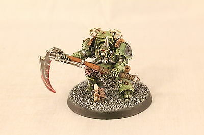 Warhammer Chaos Space Marines Typhus Pro Painted
