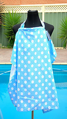 Great size-100% cotton -Breastfeeding/Bottle feeding cover, cape *CUDDLE COVER™*