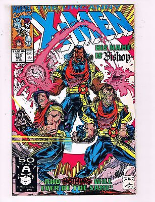 Uncanny X-Men # 282 NM Marvel Comic Book Copper Age 1st Appearance Of Bishop BN4