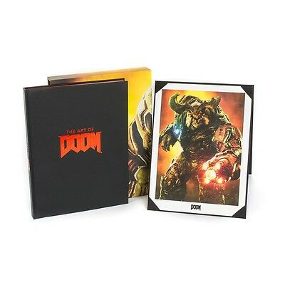 The Art Of Doom Limited Edition Hardcover Book 184 Pages NEW