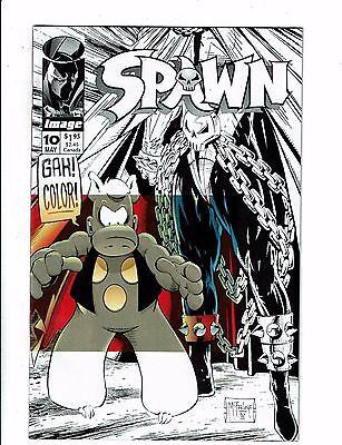 Lot of 5 Spawn Image Comic Books #10 11 12 13 14 NW1