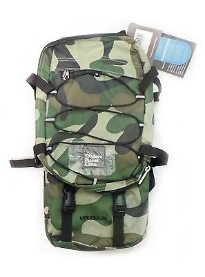 EPE Maximus 20 Day Pack CAMO with Oztrail 2lt Hydration Bladder