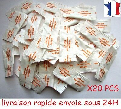 20 sachets Pâte thermique blanche white ECO-EMBALLAGE, Cpu, Gpu...NEUF