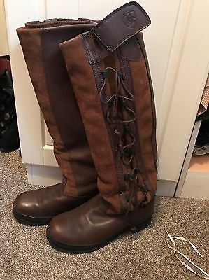 Ariat Grasmere Boots Size Uk5.5 Amazing Boots