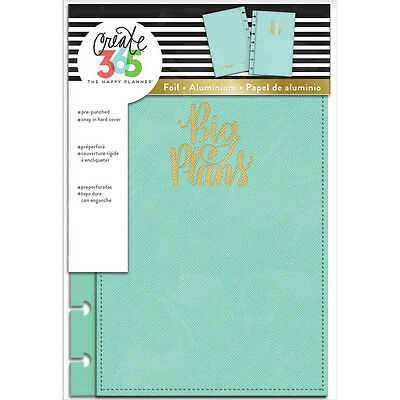 NEW Mini Happy Planner Big Plans Snap In Cover MAMBI