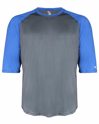 Badger Youth Performance Self Fabric Antimicrobial Baseball Undershirt. 2133