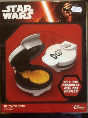 Star Wars BB8 waffle maker - new in box - eat BB8 for breakfast!!