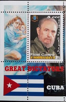 somalia 2016 the great dictators of the world Fidel Castro КУБА