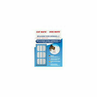 Pet Mate Cat Water Drinking Fountain Replacement Cartridge