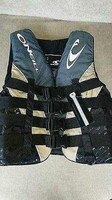 ** New Oneill Watersports Life Jacket Boyouncy Aid Size Small **
