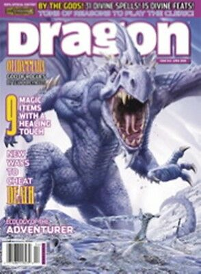 Dragon Issue Magazine 342 D&D 3.xx Age of Worms Price Inc Delivery in UK