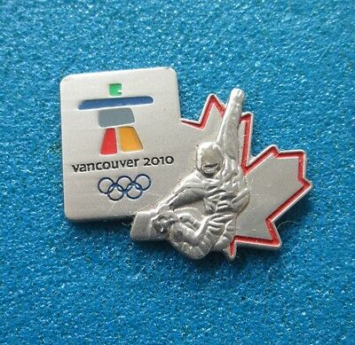 Snowboarding Vancouver 2010 Olympic Paralympic Winter Games  Pin # Ol- 33