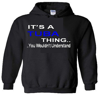 It's A Tuba Thing Hoodie