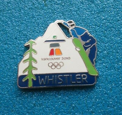 Whistler Snowboard  Vancouver 2010 Olympic Paralympic Winter Games  Pin # Ol 223