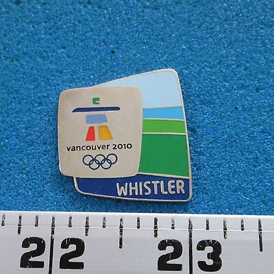 Whistler  Vancouver 2010 Olympic Paralympic Winter Games  Pin # Ol- 278