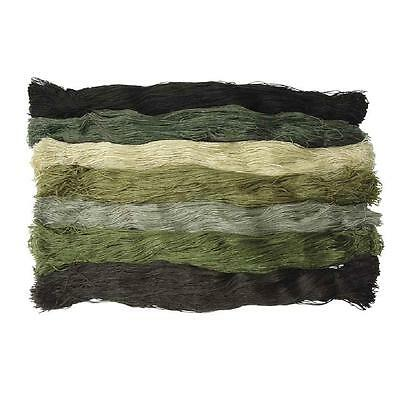 Build Your Ghillie Suit Woodland Camo Yarn Kit, 1 Pound