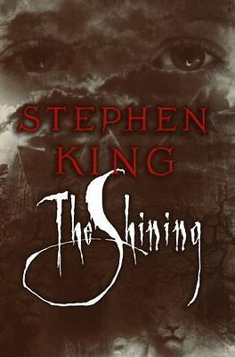 The Shining by Stephen King (1990, Hardcover)