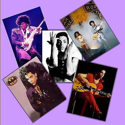 Prince Photo Collection Purple Rain Sign O Times Batman