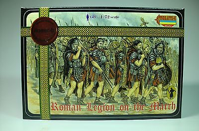 Linear-B Roman Legion on the March Figuren 1/72 No.007