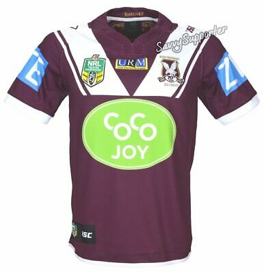 Manly Sea Eagles Home Jersey Adults, Ladies & Kids Sizes Available BNWT