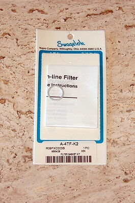 Swagelok A-4TF-K2 Alum.Gasket Kit for 2TF & 4TF Tee-Type Particulate Filters
