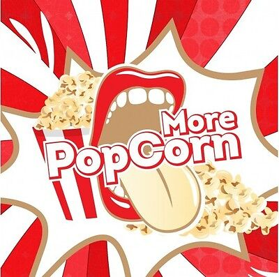 (59,50€/100ml) More PopCorn 10ml Aroma by Big Mouth (auch 30ml)