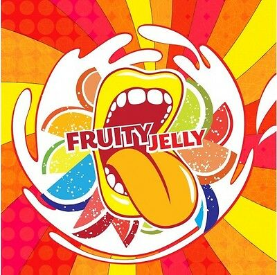 (59,50€/100ml) Fruity Jelly 10ml Aroma by Big Mouth (auch 30ml)