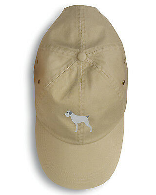 German Wirehaired Pointer Embroidered Baseball Cap