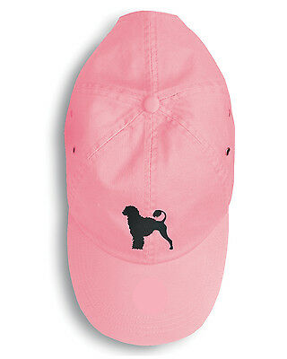Carolines Treasures  BB3468PK-156 Portuguese Water Dog Embroidered Baseball Cap