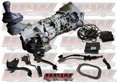 V8 6 speed manual CONVERSION T56 Tremec Gearbox Transmission VY WK & HSV #3