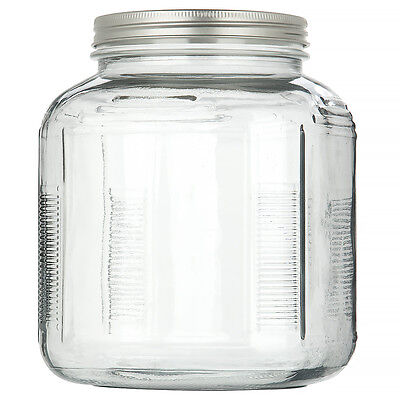 NEW Anchor Cracker Jar with Lid Large