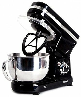 Duronic Electric Food Stand Mixer Home Baking Cake Planetary Mixing Action