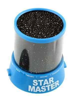 LED Stars Projector Lamp Colorful Stars Projection STAR MASTER