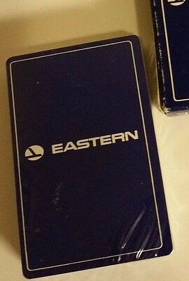 Vintage Eastern Airlines Playing Cards